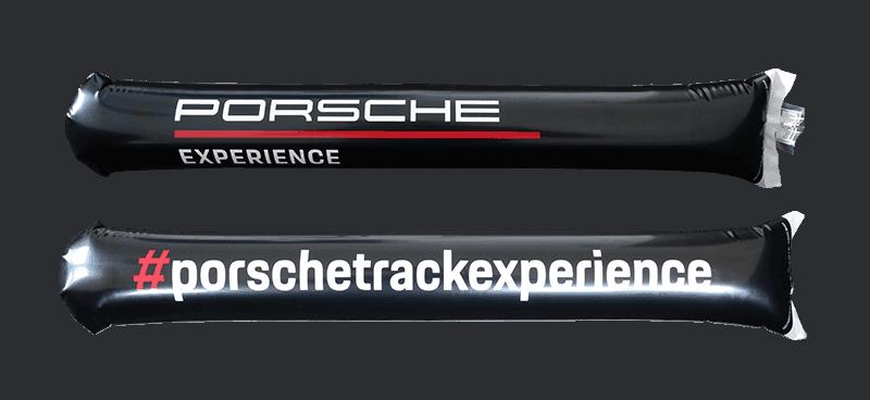 Porsche Thundersticks