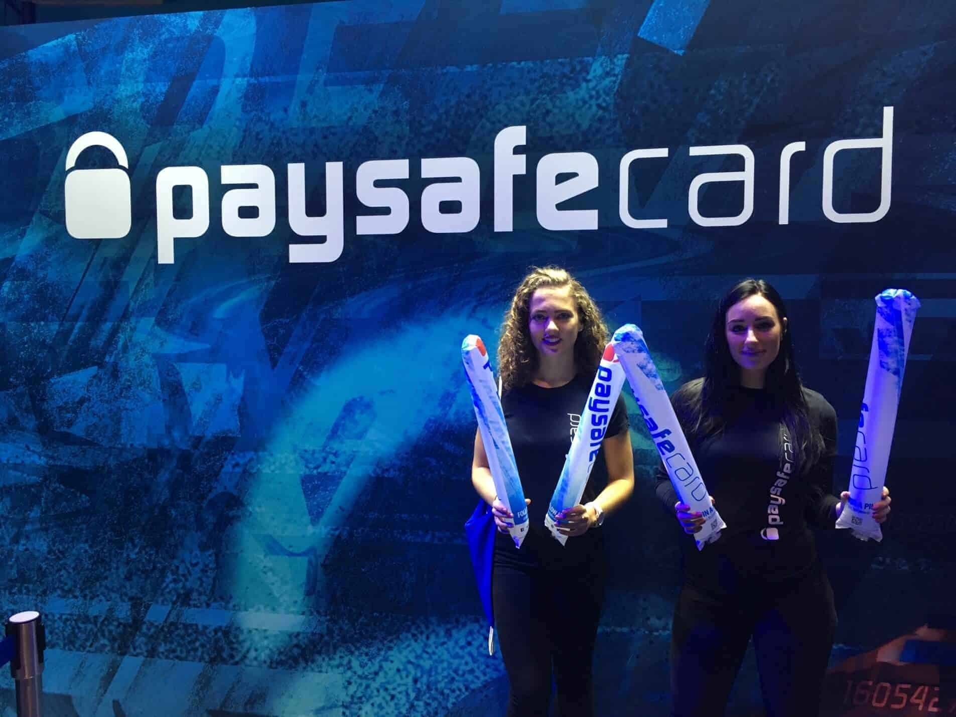 Paysafecard Cheersticks